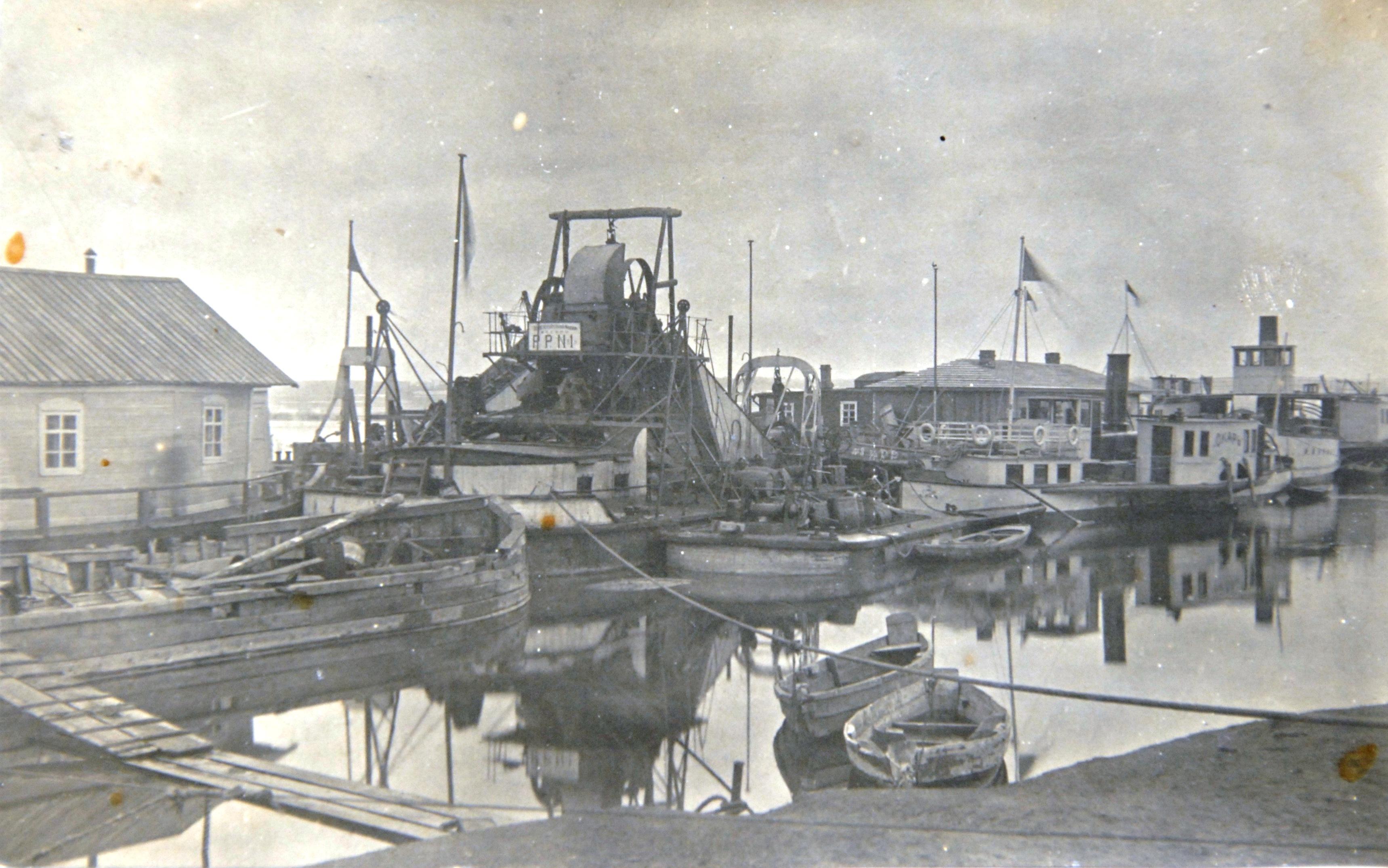 Кашира - речной порт песок фото поздравления строительная компания